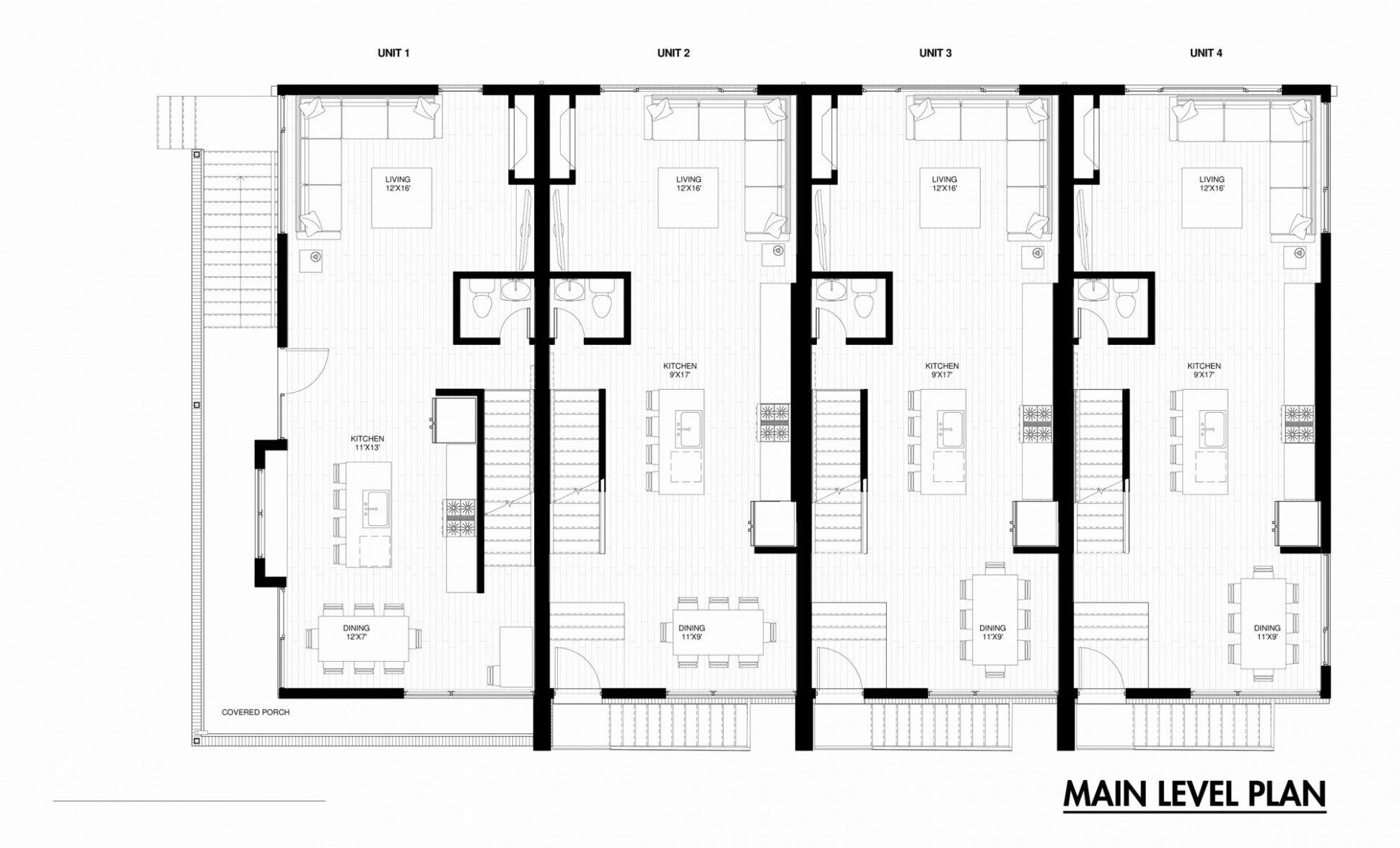 Row House Floor Plan Design Home Design Floor Plans Row House Design Floor Plan Design