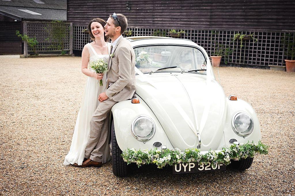 Polly Pootles The VW Wedding Beetle Based In Kent
