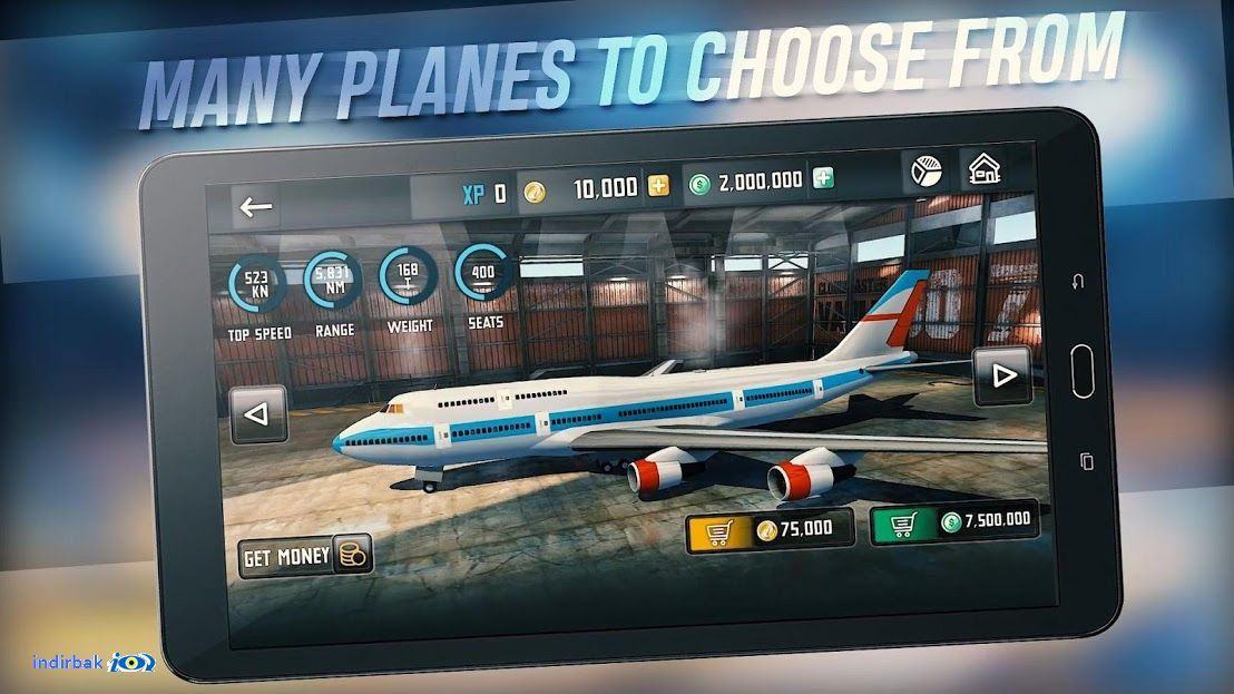 FlightSim2018 1.2.6 Aircraft simulation for android