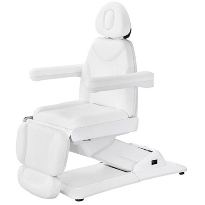 Lucia 4 Motor Electric Esthetics Chair Podiatry Chair by