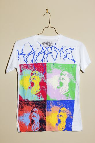 Abrupt t-shirt by Käärme (2011) #fashion #tshirt #kaarme #colourful