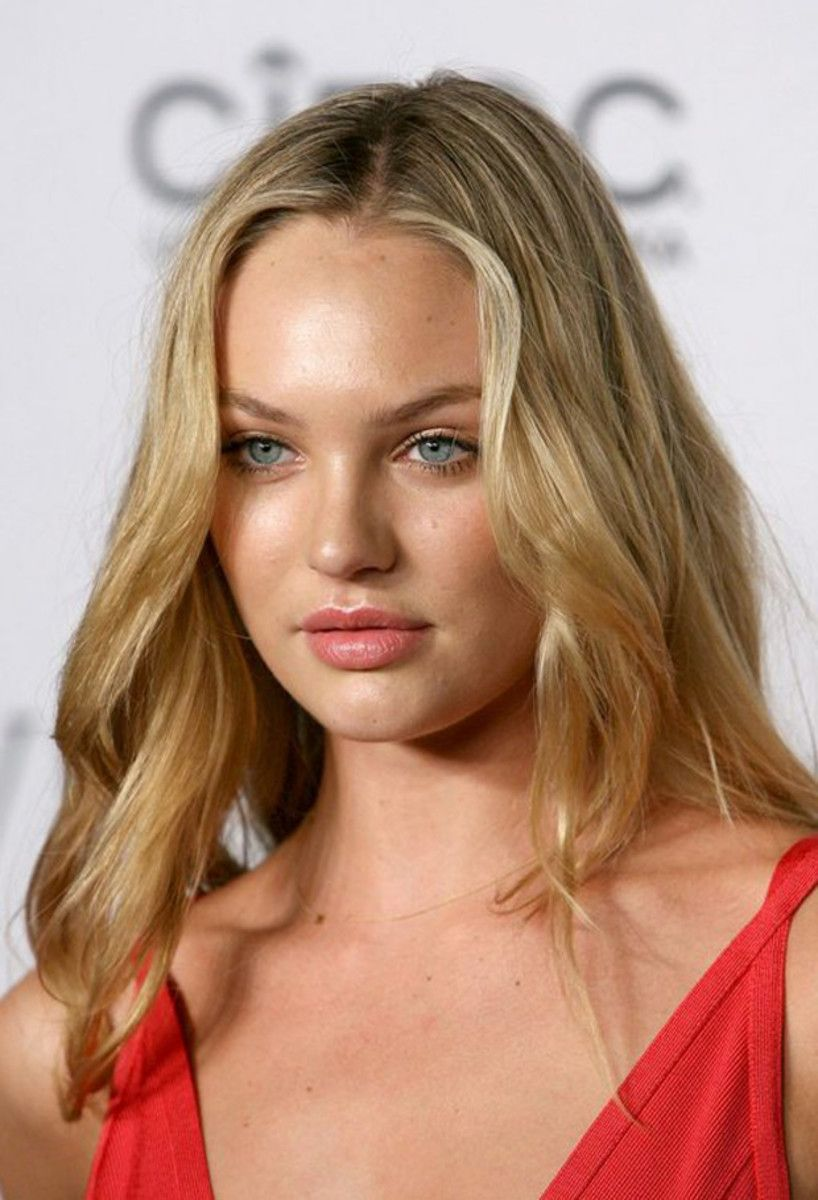 Candice Swanepoel at the 2009 What is Sexy? party.