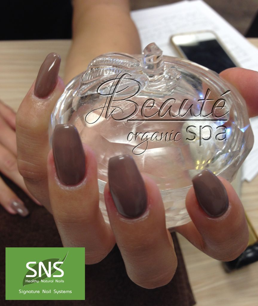 Sns Healthy Natural Nails By Annie
