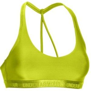 Under Armour Womens Solid Low Impact Sports Bra