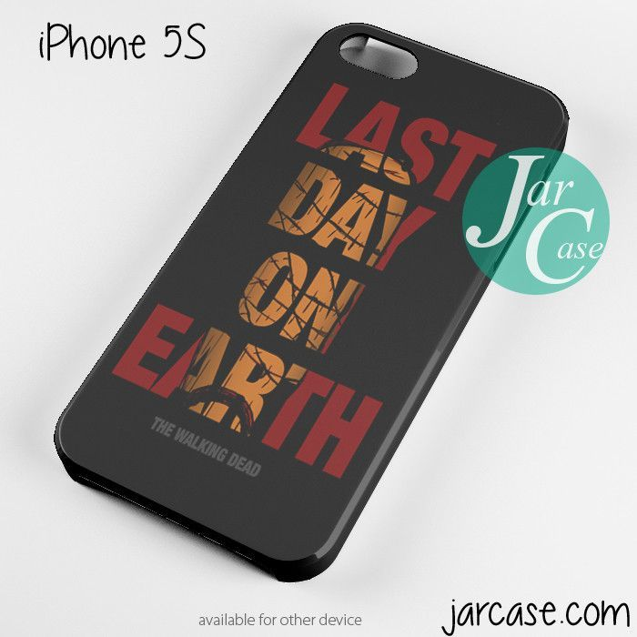 The walking dead Negan Last Day On Earth Phone case for iPhone 4/4s/5/5c/5s/6/6 plus