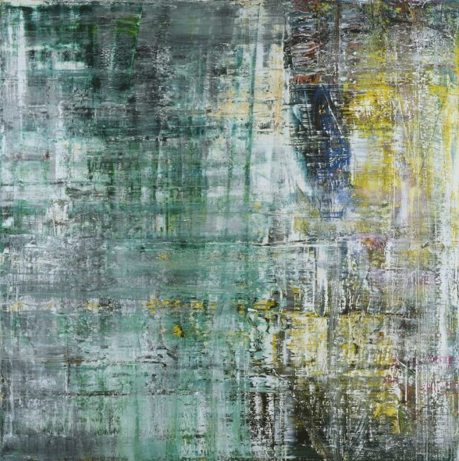 Cage 6 [897-6] » Art » Gerhard Richter | Gerhard richter abstract, Gerhard  richter painting, Gerhard richter