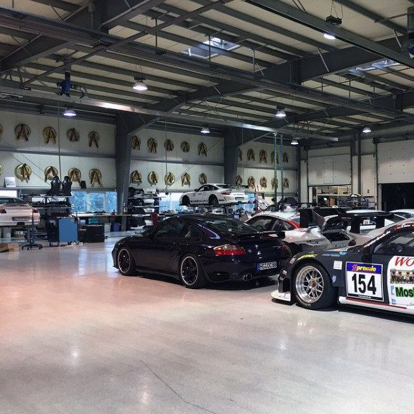 Top 100 Best Dream Garages For Men - Part Two