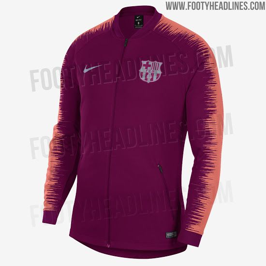 UPDATE  Nike FC Barcelona 18-19 Third Kit Colors and Design Info Leaked -  Footy Headlines 9f701bf47