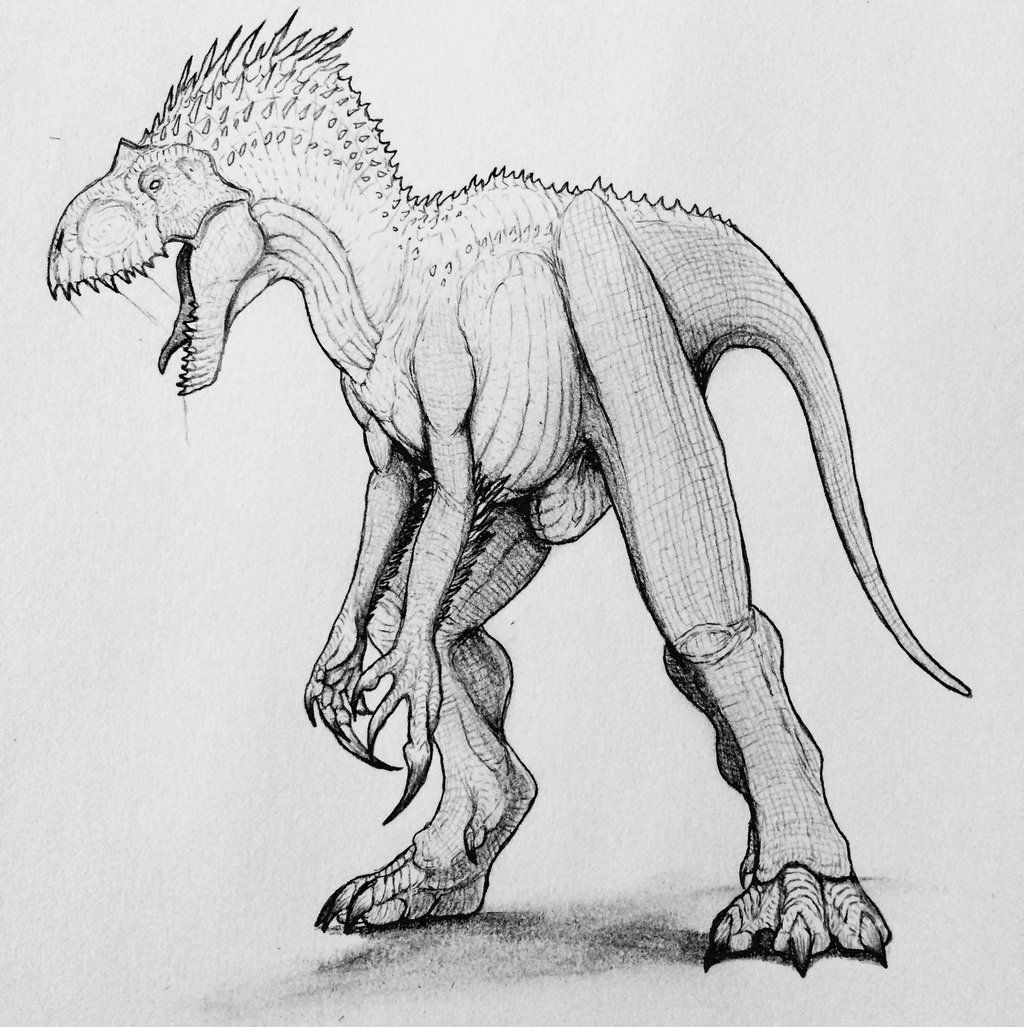Indominus Rex Indominus rex, Rex, Character design