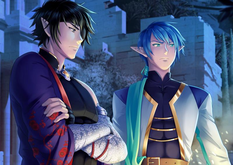 Eldarya Halloween 2020 Illustration Eldarya Episode 28   Illustrations   Eldarya & As in 2020 | Anime