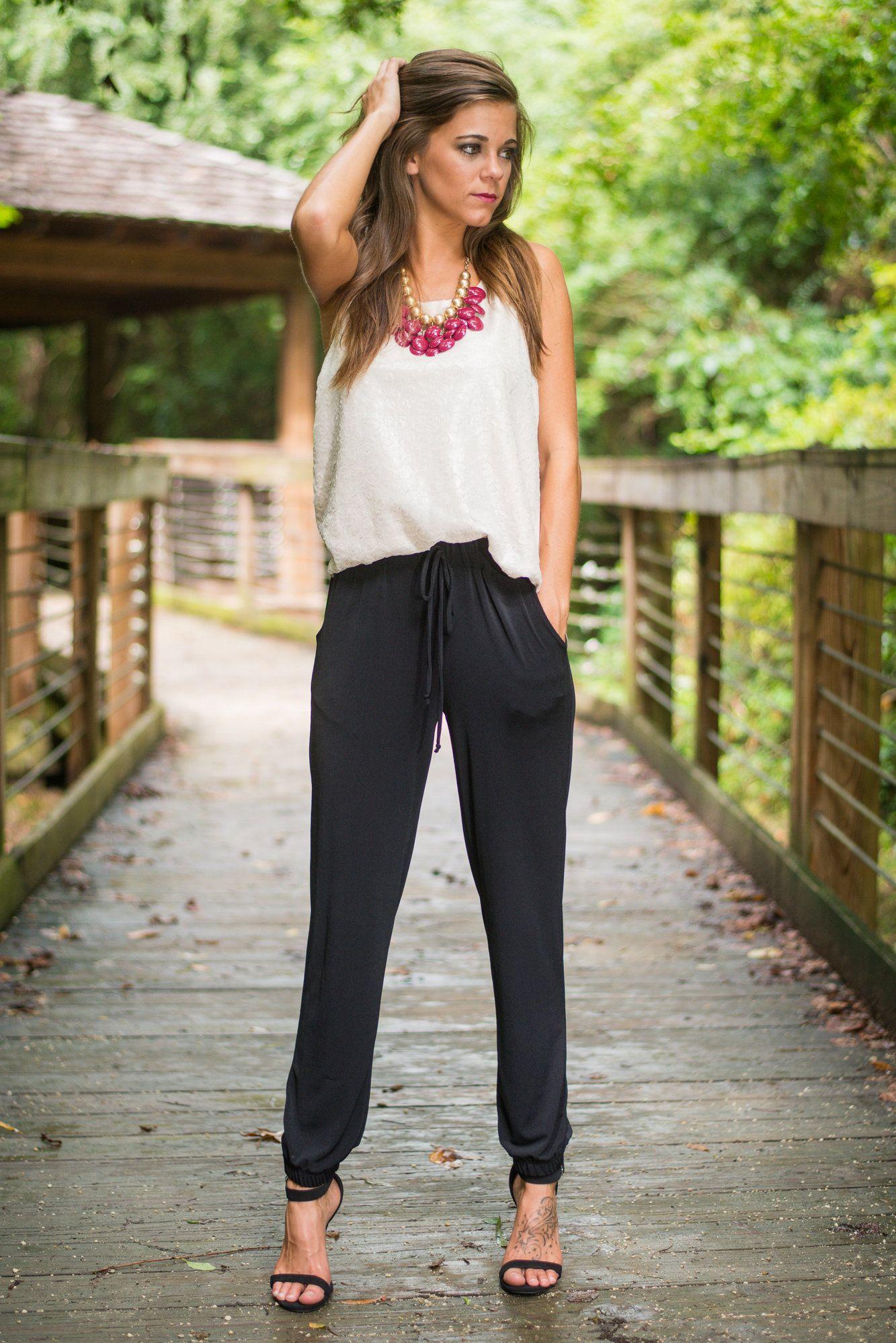15 Tips Para Usar Tus Jogger Pants Para Un Dia De Trabajo Pantalon Jogger Mujer Ropa De Moda Ropa