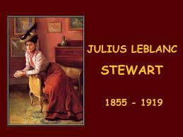Resultado de imagen de julius leblanc stewart paintings