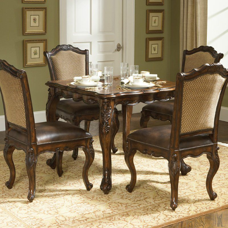 Ambella Home 10116 600 038 Lorraine Square Dining Table