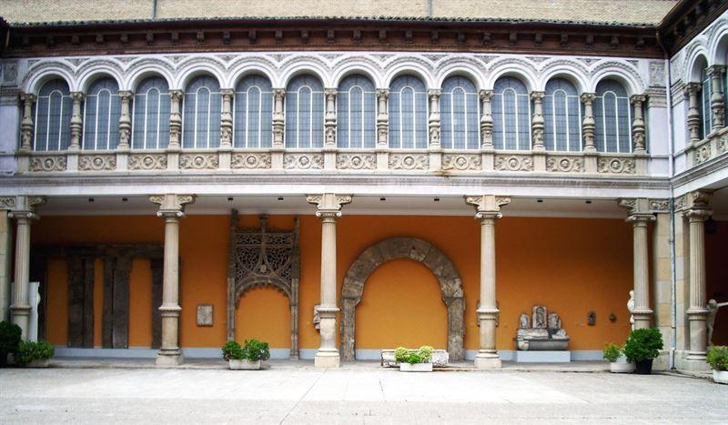 Museo de Zaragoza.