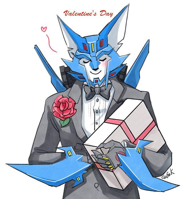 Valentine's day | Transformers | Transformers art
