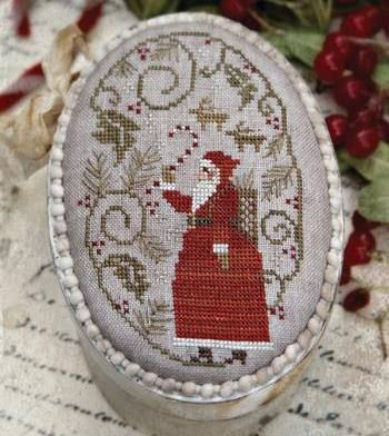 With Thy Needle Thread Jingle All The Way Primitive Cross Stitch Pattern Cross Stitch Patterns Christmas Framed Cross Stitch Cross Stitch Pattern Maker