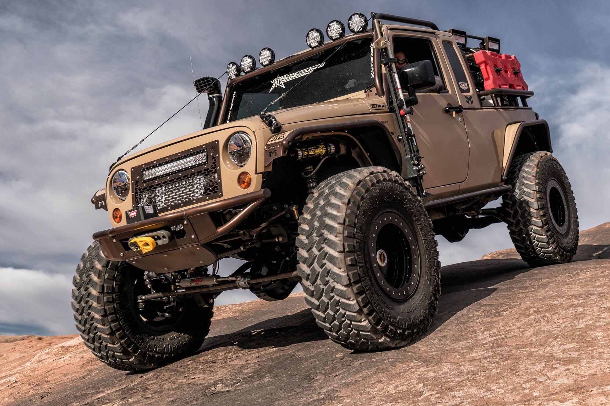 2007 2018 Jeep Jk Venom Winch Front Bumper Addictive Desert