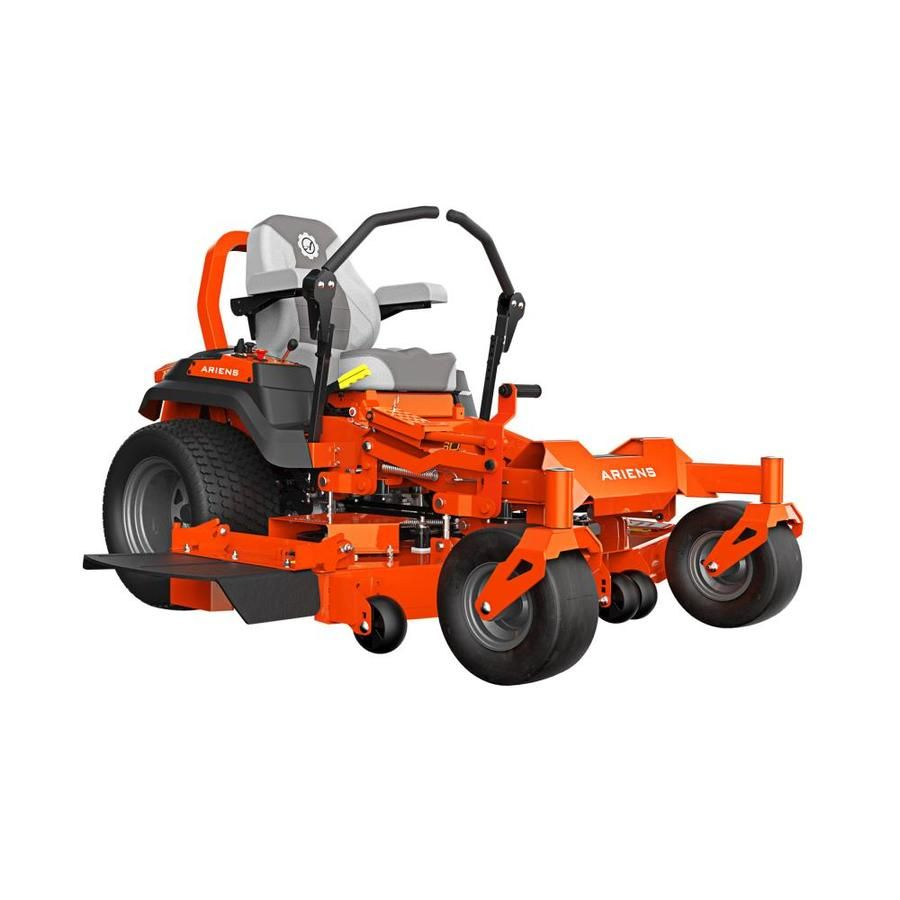 Ariens Apex 24 Hp V Twin Dual Hydrostatic 60 In Zero Turn Lawn Mower With With Mulching Capability Kit Sold Separately In 2020 Zero Turn Lawn Mowers Lawn Mower Lawn