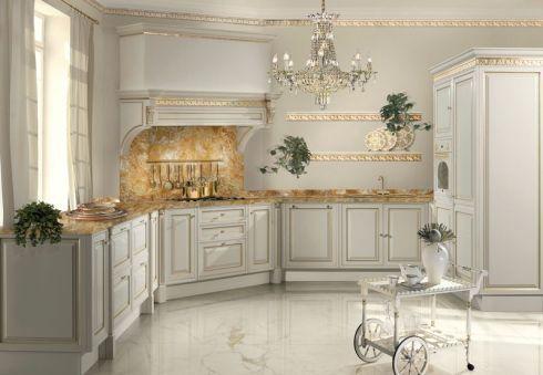 Cuisine De Style / En Bois Angelo Cappellini