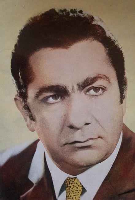 Jalal Pishvaeian Iranian Actors Film Cinema