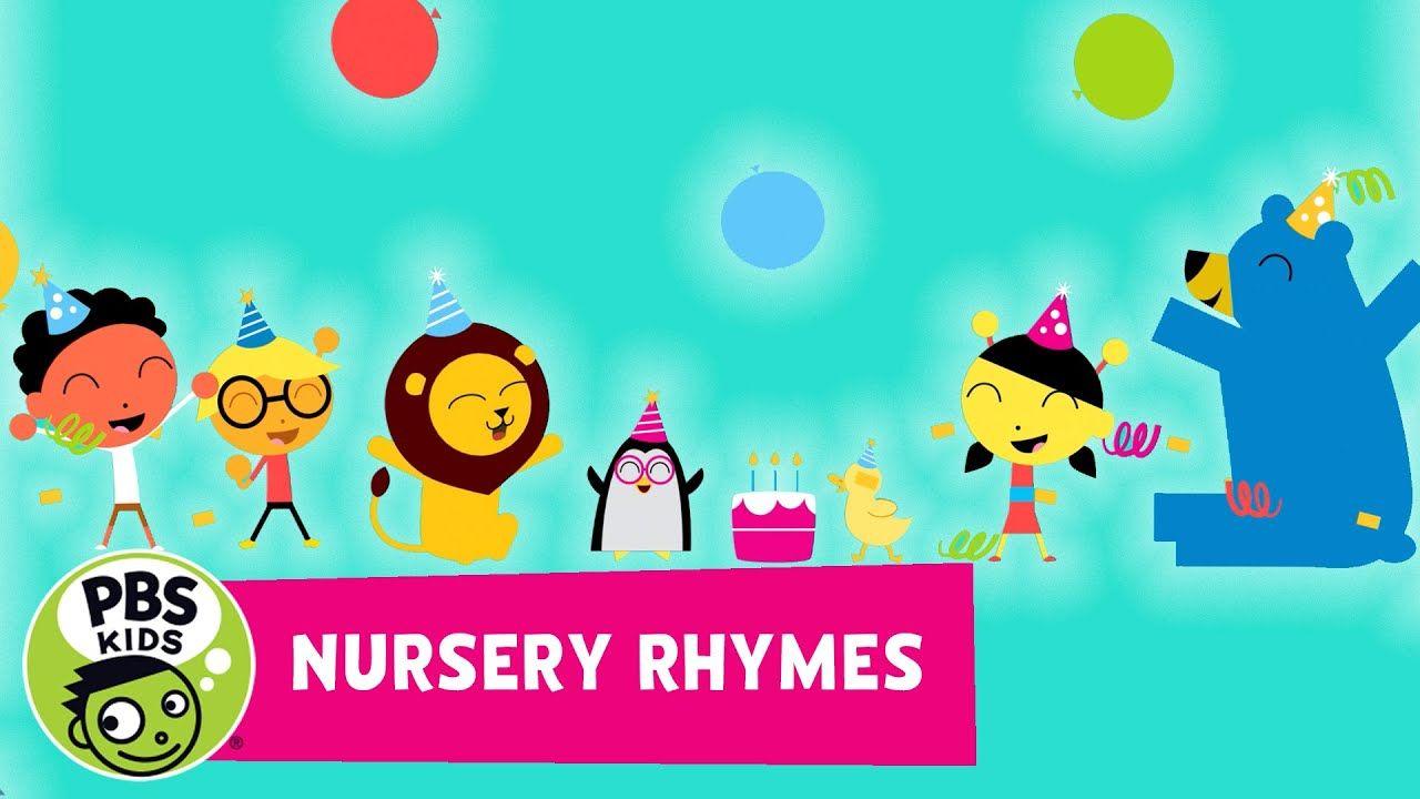 Happy Birthday Song / Feliz Cumpleaños Nursery Rhymes