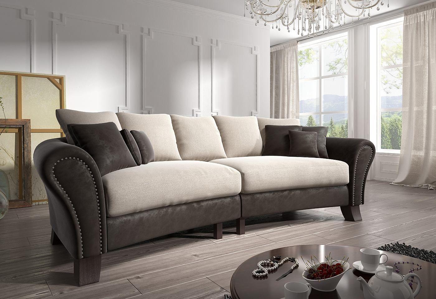 Home interior design farbkombinationen home affaire bigsessel celia strukturchenille  couch
