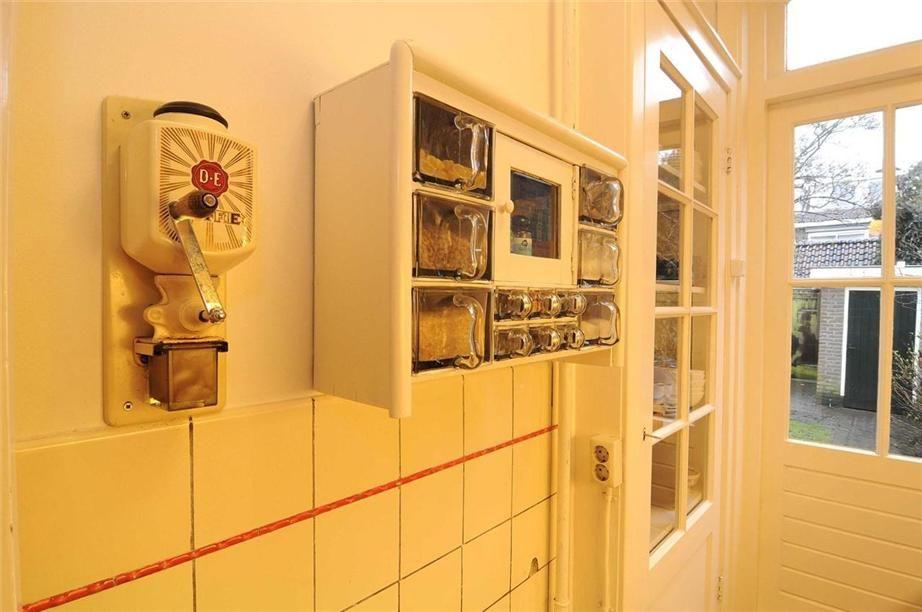 Tegels in de keuken van een jaren huis in utrecht jaren