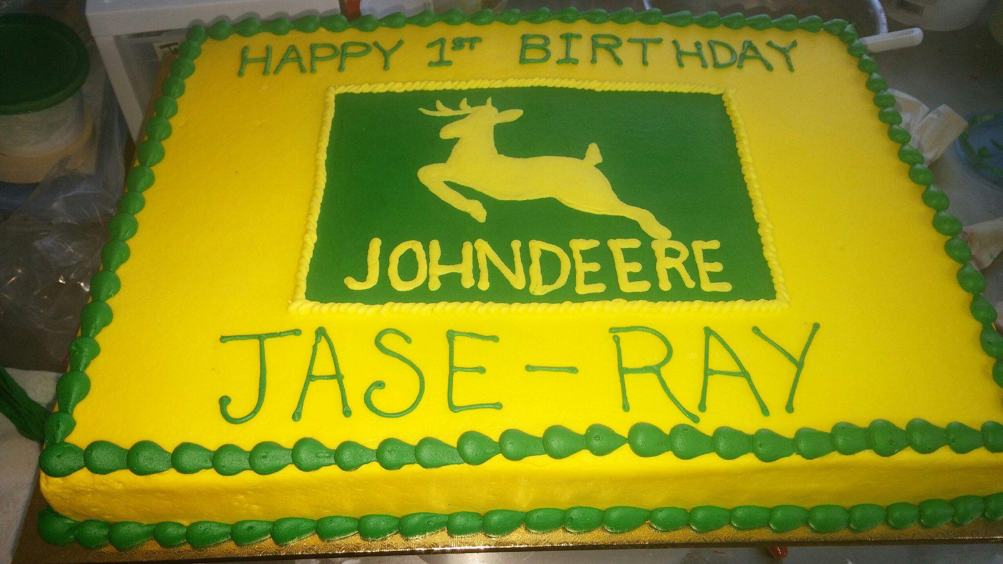 john deere sheet cake - Denmar.impulsar.co