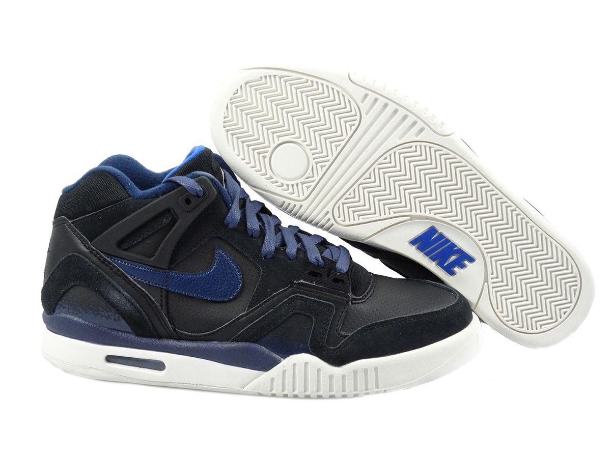 Nike Air Tech Challenge II Black Navy Scarpe nike