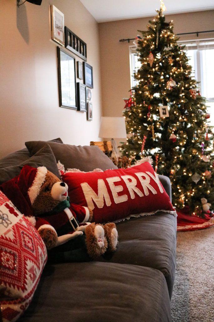 My Christmas Home Decor Tour - christmas home decor