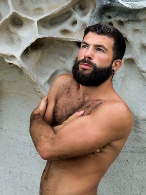 Hairy men free video