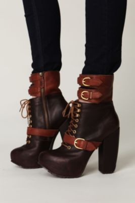 ..wear boots like these.