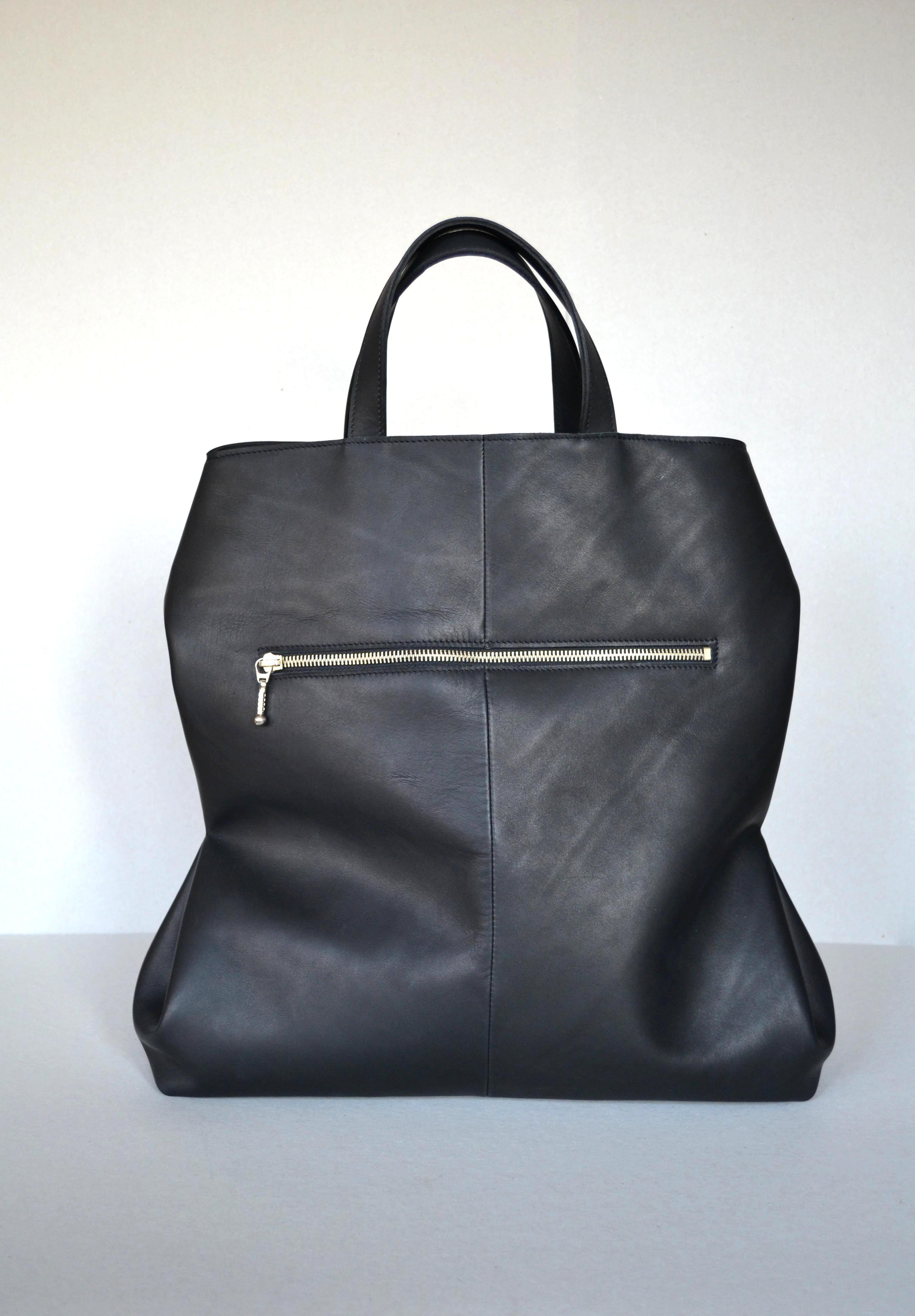 06bd6f316b5 Shopper 'Folded' - Judith van den Berg Winkeltas, Designer Tassen,  Handtassen,