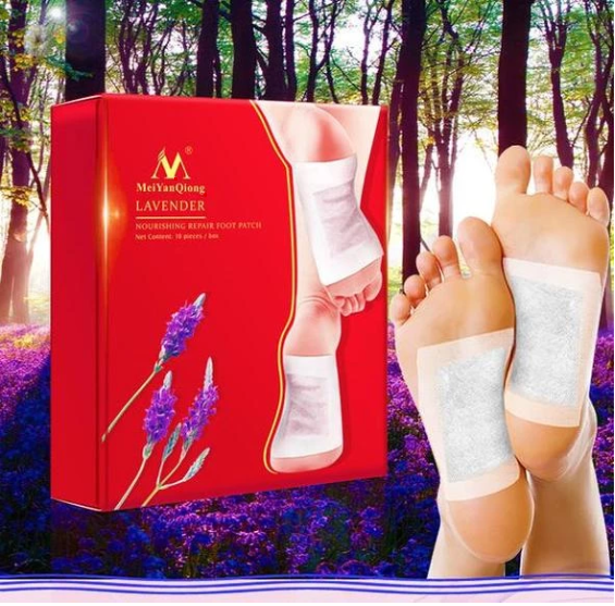 Premium Herbal Foot Pads Set of 10 Get the premium herbal foot pads to help you remove toxins from your body and get a host of benefits Learn more on our website and get...