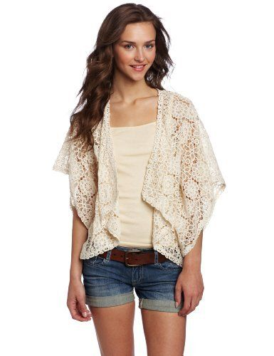 BB Dakota Juniors Solana Lace Cardigan BB Dakota. $105.00. Dry ...