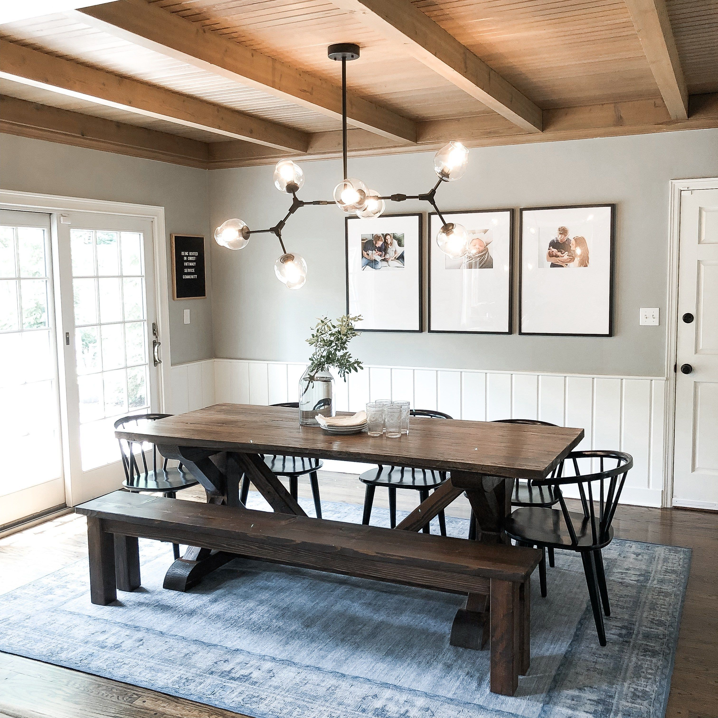 How to Blend Rustic & Modern Styles in the Home