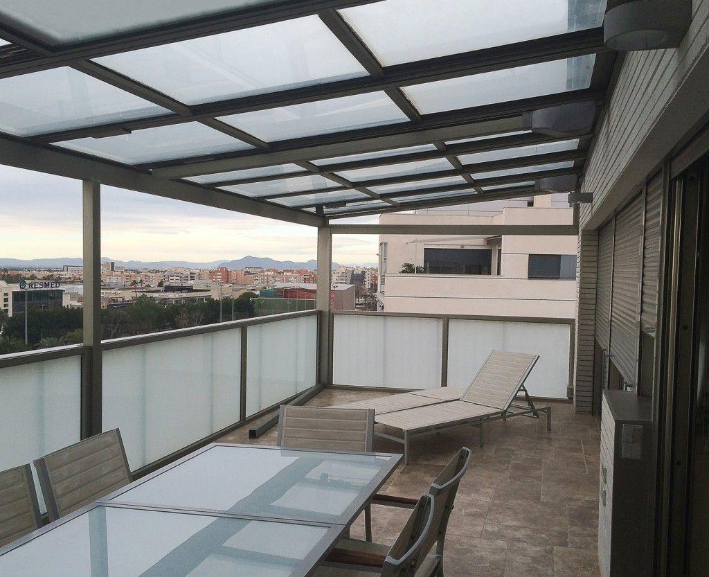 Resultado de imagen para imagenes techos metalicos y for Techos de terrazas modernas