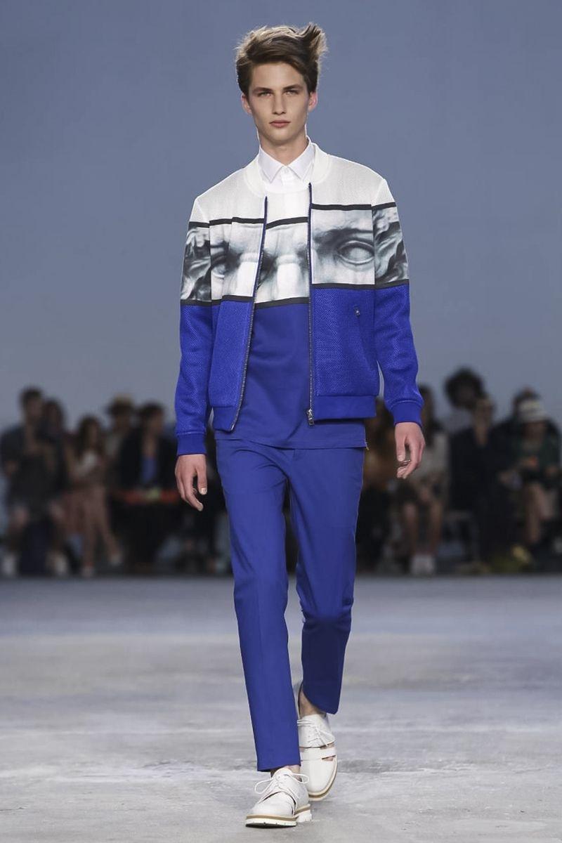 Frankie Morello SpringSummer 2014 RTW – Milan Fashion Week Frankie Morello SpringSummer 2014 RTW – Milan Fashion Week new pictures