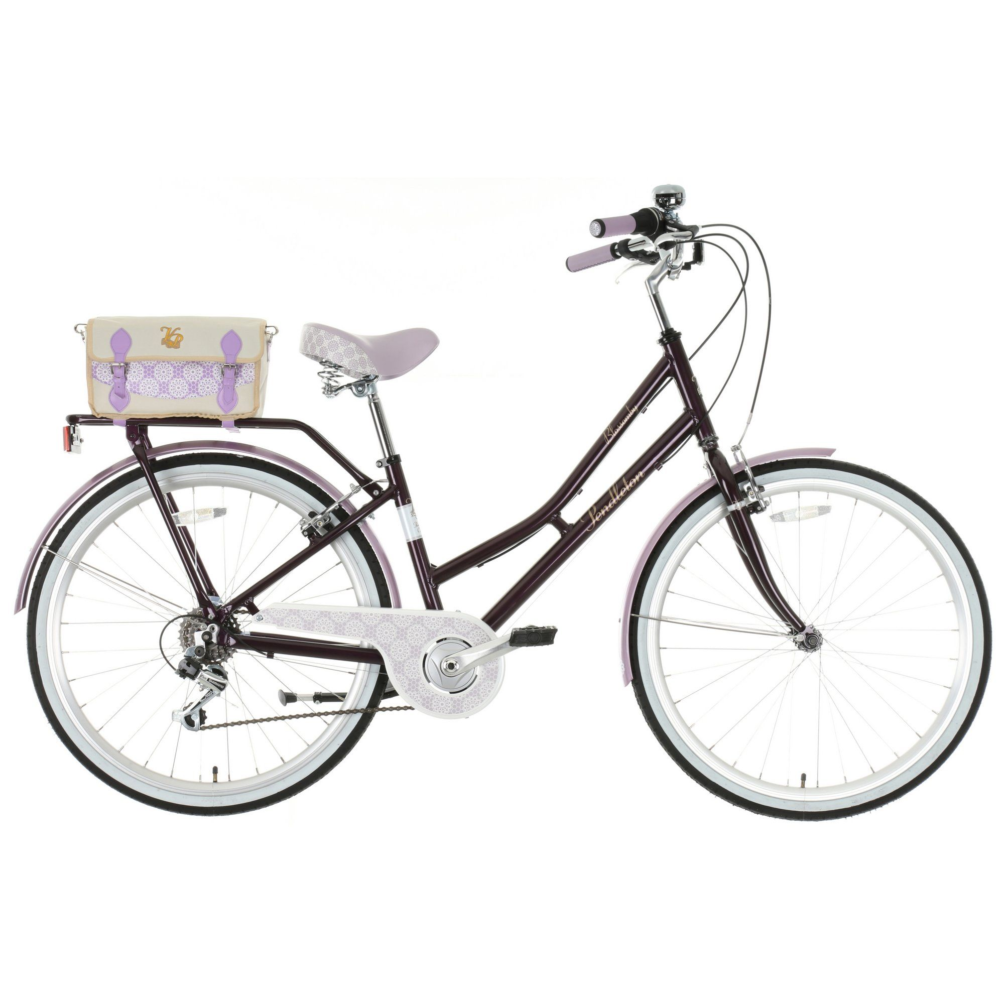 Halfords Pendleton Junior Blossomby Girls Bike Boy Bike Kids