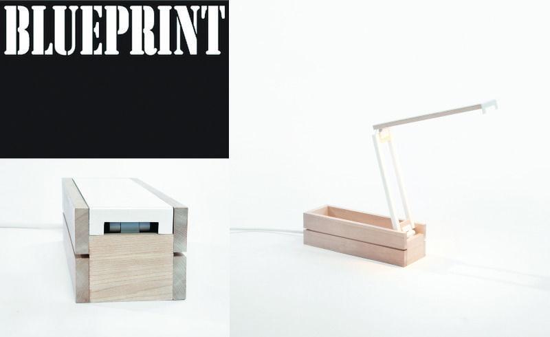 Blueprint Award for Curious Lamp. Design by Caroline Olsson (No).