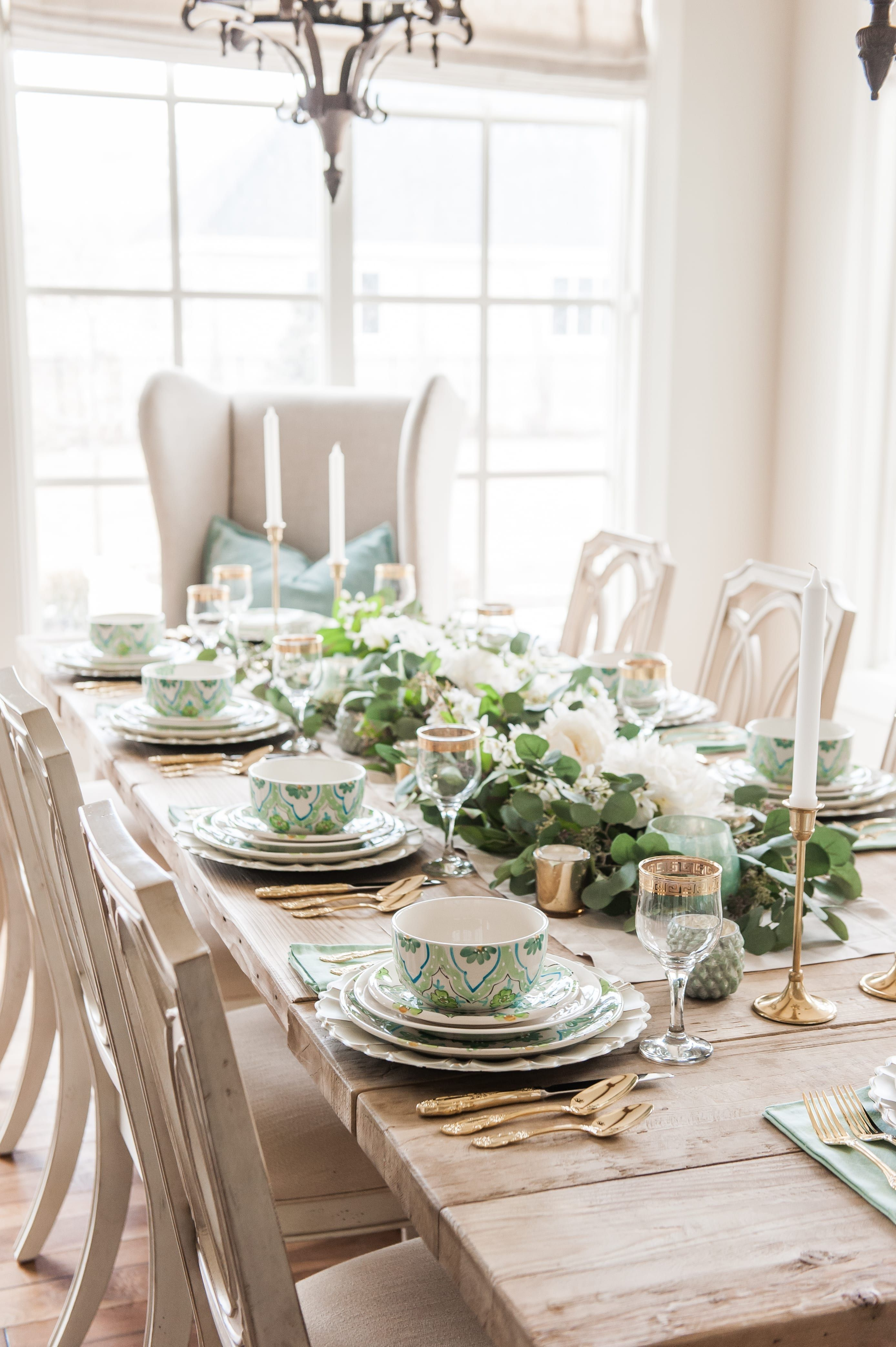 For An Up And Coming Gathering Or To Just Put An Extra Component You Can Appreciate Table Centerpieces For Home Dining Table Centerpiece Unique Dining Tables