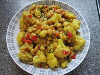 Chakalaka-Salat - Grüße aus Südafrika - Rezept - kochbar.de
