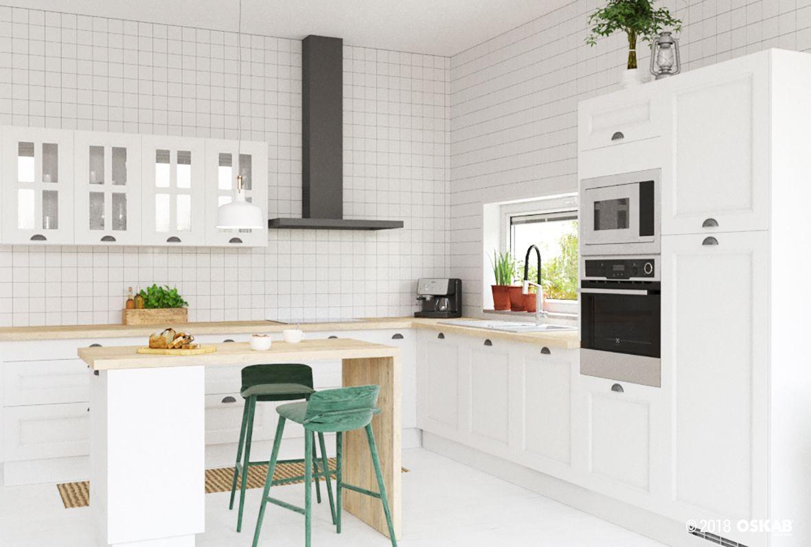 Cuisine modèle STATIC  Idee amenagement cuisine, Cuisine moderne