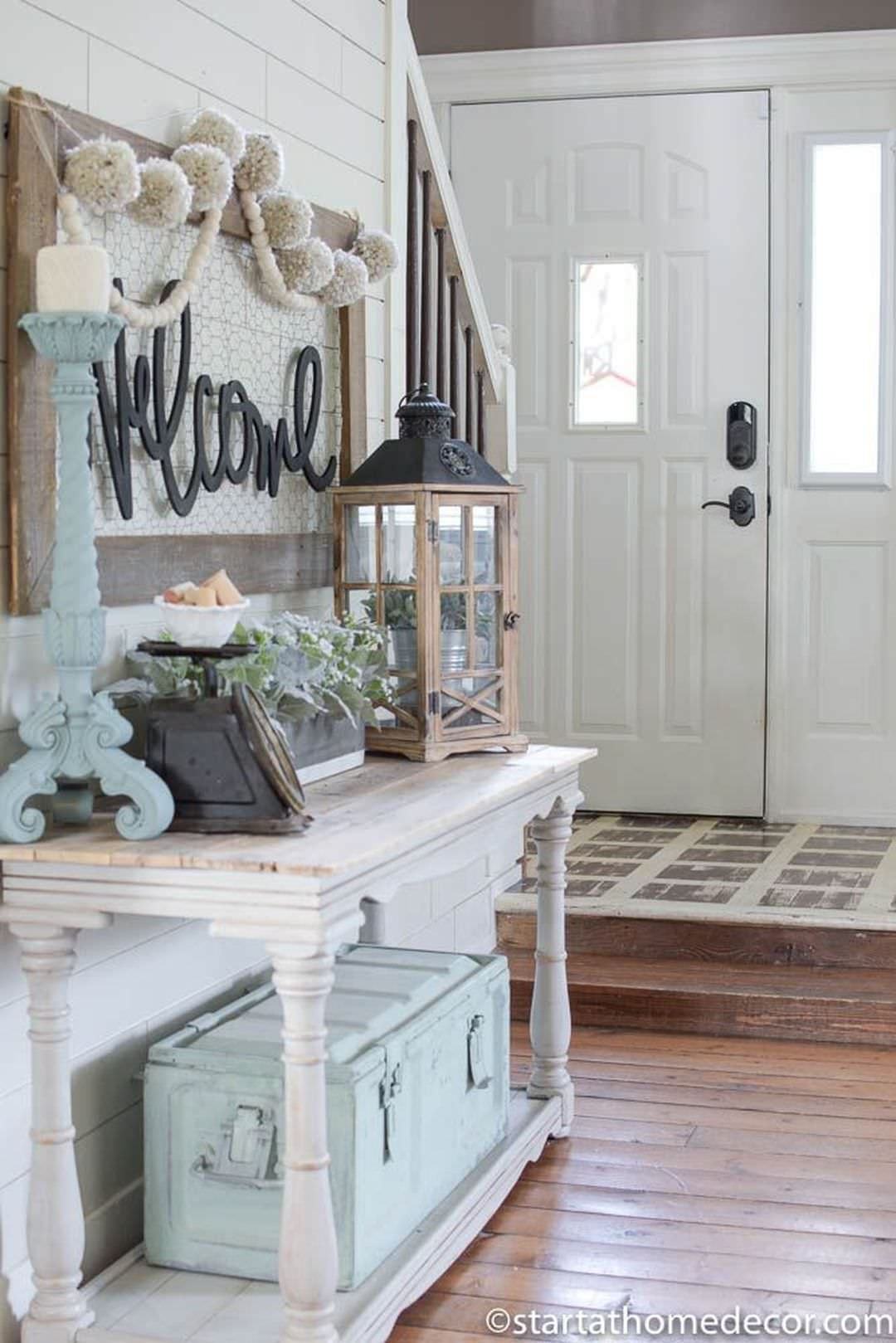 46 More Gorgeous Farmhouse Style Decoration Ideas  Https://www.onechitecture.com