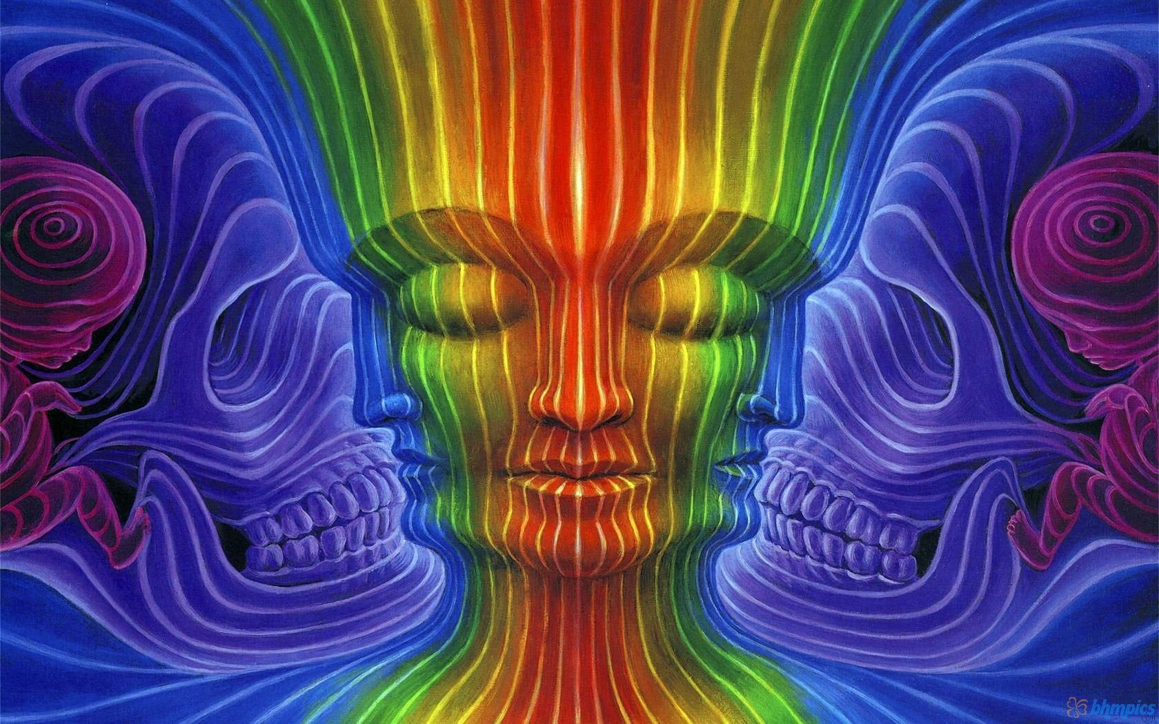 Alex Grey Interbeing