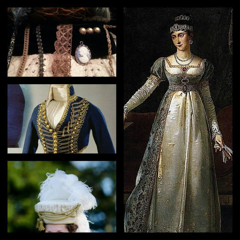 A Regency Gown, from the Napoleontic Era, ca. 1810. | Pinterest ...