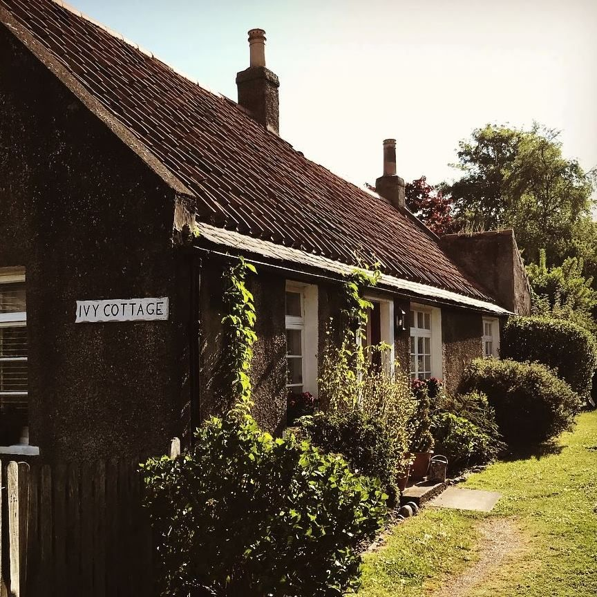 Malcolms Home Office, The Ivy Cottage. (With Images