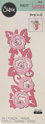 Sizzix 660749 Roses Thinlits Die by Sharyn Sowell Sizzix https://www.amazon.com/dp/B01AMLKZ42/ref=cm_sw_r_pi_dp_0sdCxb2GEGZV0