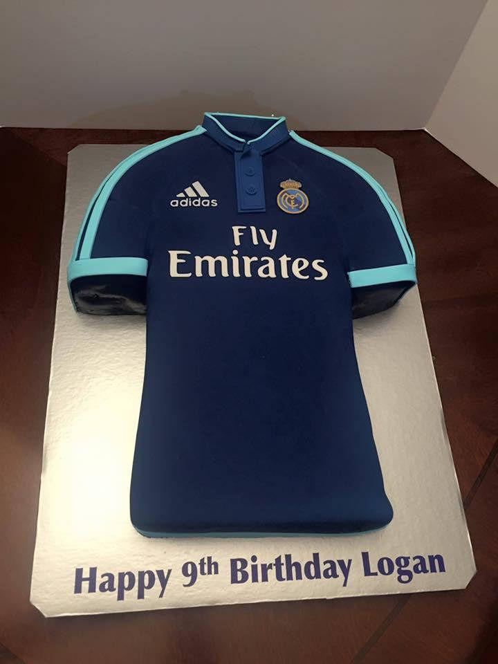 Manhattan City Soccer Jersey Cake In 2019