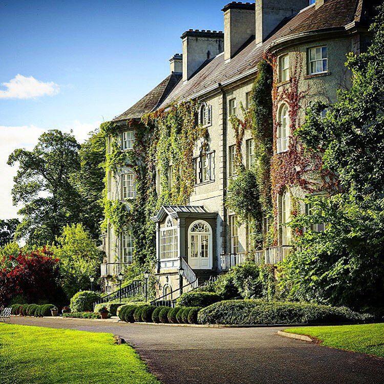Ashford Castle Wedding: Good Morning From Mount Juliet Estate. Www.mountjuliet.ie
